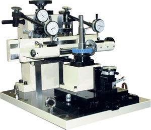 Desktop Worm Gear Measuring Equipment