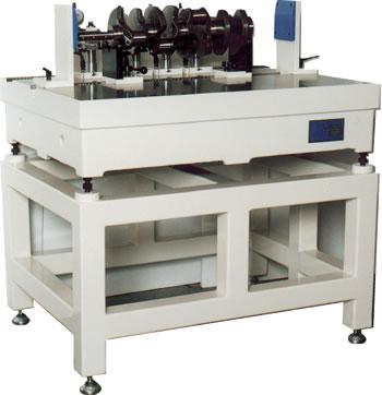 Crankshaft Journal Deflection Measuring Equipment
