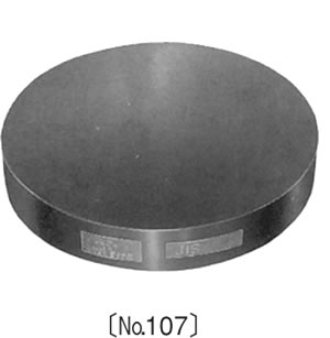 Precision Round Type Surface Plate (for Lapping)