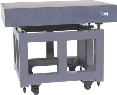 Surface Plate Stand with caster (Granite , Cast Iron Precision For Surface Plate)
