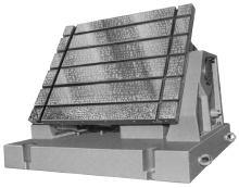 大形傾斜定盤(モータードライブ)製作例