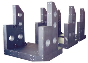 特殊加工石製品製作例