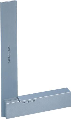 台付直角定規 JIS B7526規格品