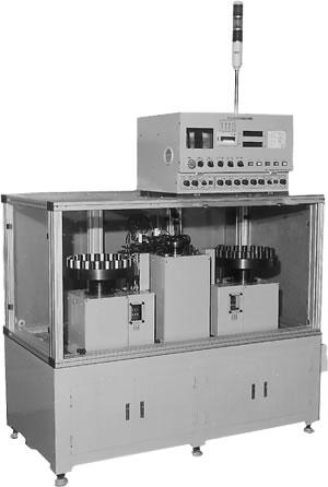 外径自動測定選別機