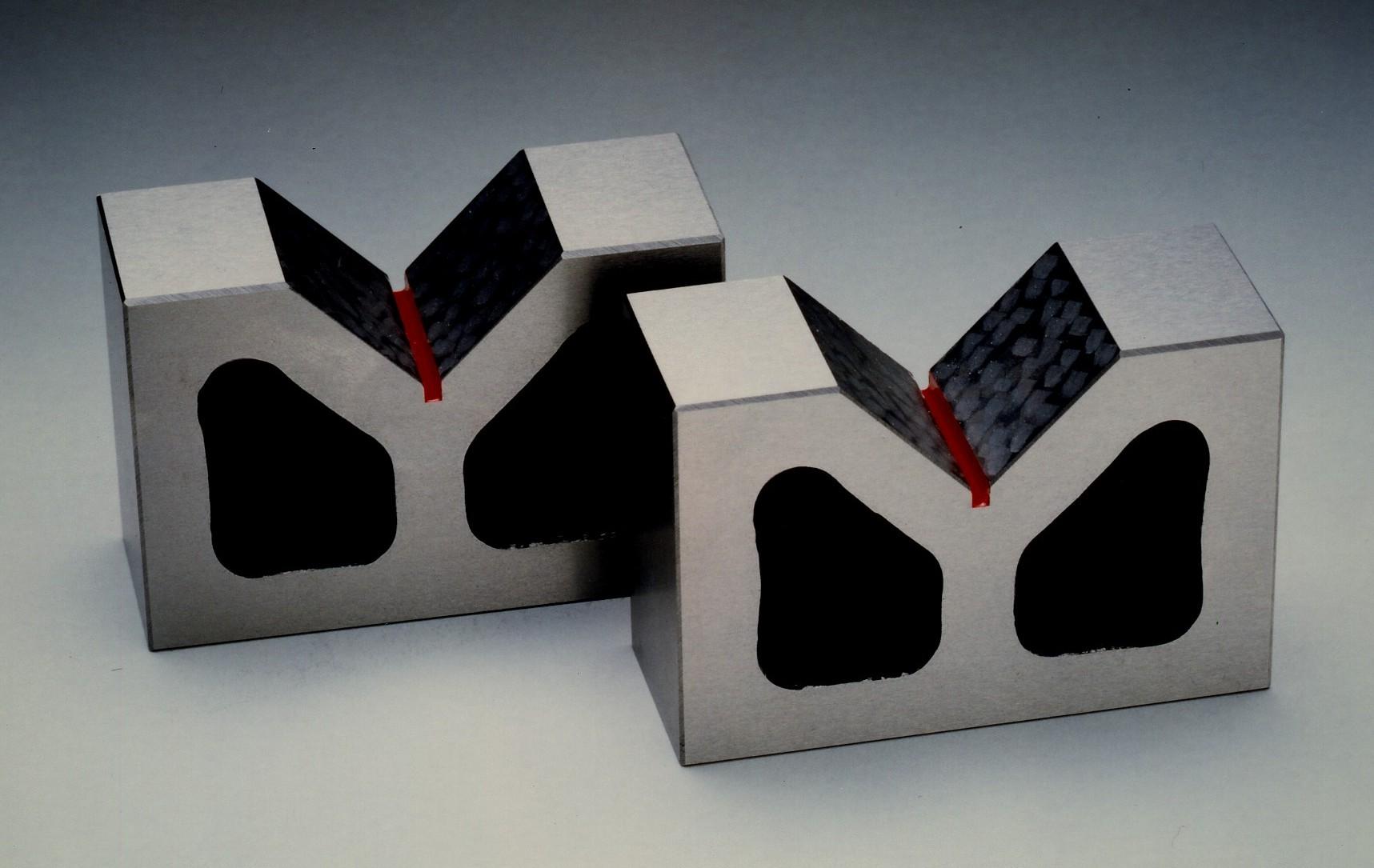 鋳鉄製 B形 Vブロック